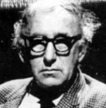 Photograph of Patrick Kavanagh